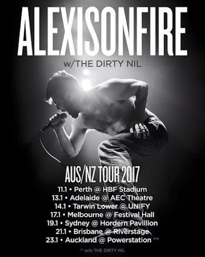 AUSTRALIA NEW ZEALAND Were heading your way JANUARY 2017 and bringing The