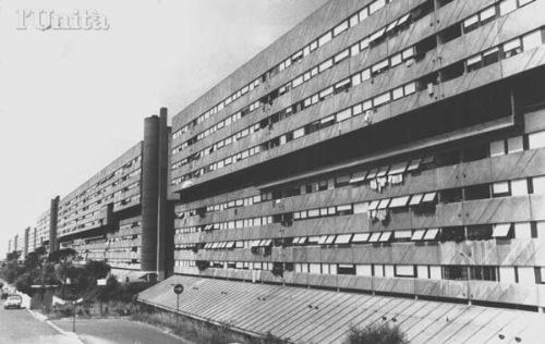 Corviale (M.Fiorentino 1972-1982)