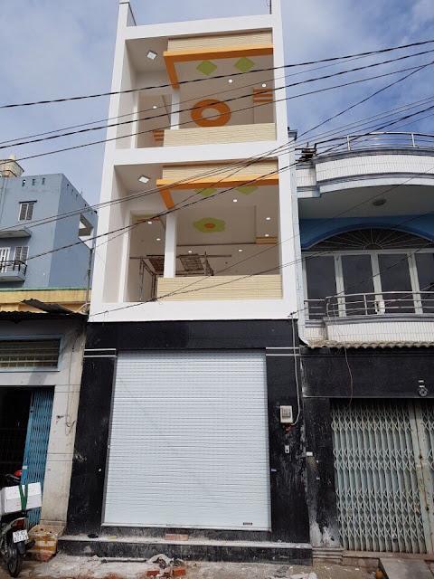 Bán nhà mặt tiền đường 16A Bình Hưng Hòa A Bình Tân