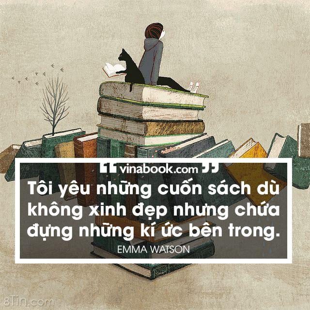 Cuốn sách nào cũng chứa đựng những kí ức đặc biệt, đúng