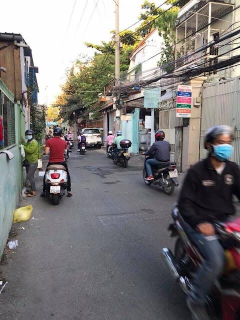 Bán nhà phố Quận Tân Bình Hẻm 1 sẹc Trần Văn Ơn 01