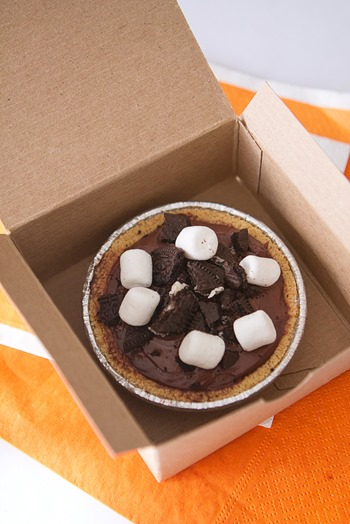 oreo smores pudding pie recipe