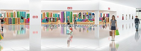 UNIQLO SUNTEC CITY JEM CITY SQUARE MALL NEW STORES OPENING SPRING SUMMER 2013 FALL WINTER 2014 ION Orchard 313Somerset, Plaza Singapura, VivoCity,  Bugis Plus Parkway Parade, Chinatown Point, Tampines One Woodlands SINGAPORE
