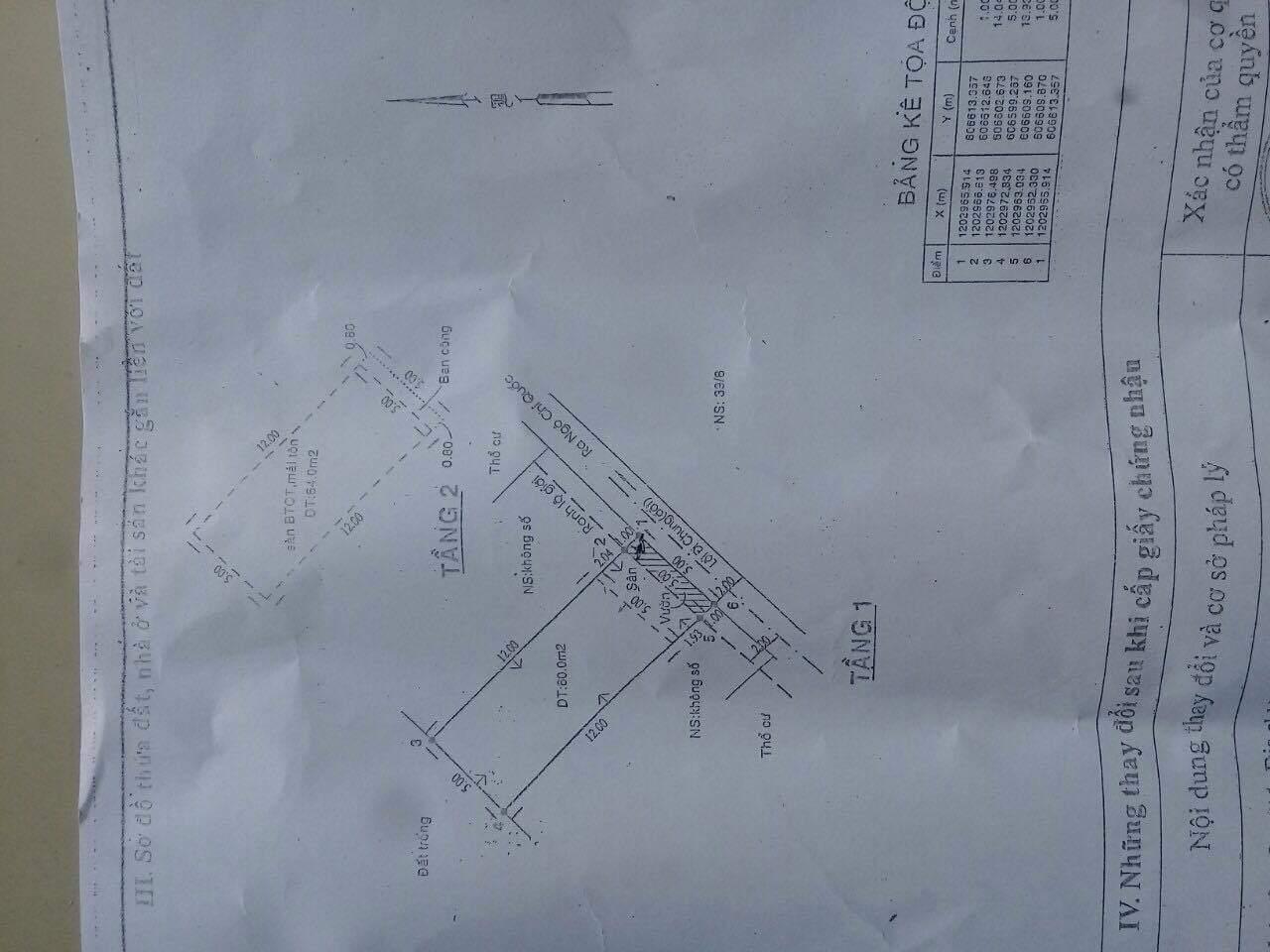 Bán nhà đường Lê Chí Quốc Quận Thủ Đức, 1 trệt 1 lầu, Giá bán 2,8 Tỷ Thương Lượng nhẹ.8