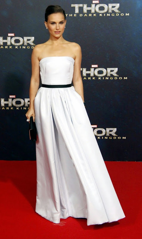 natalie-portman-white-christian-dior-dress-thor-2-premiere_1