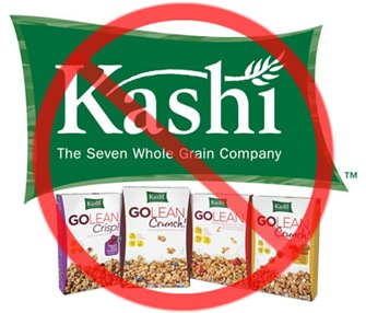Green (Living) Review: Exposing Kashi Cereal For The Poison