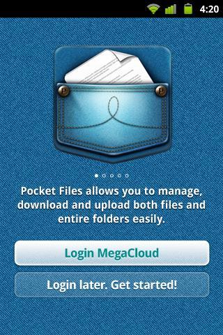 Pocket Files