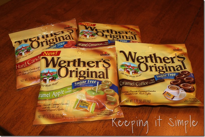 Werther's caramels (3)