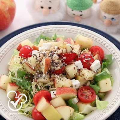 Light bright and delightfully delicious Enjoy this nutritious dish from Disney Family:
