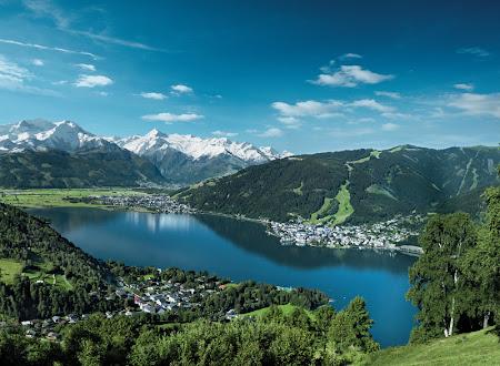 Imagini Austria: Kaprun panorama