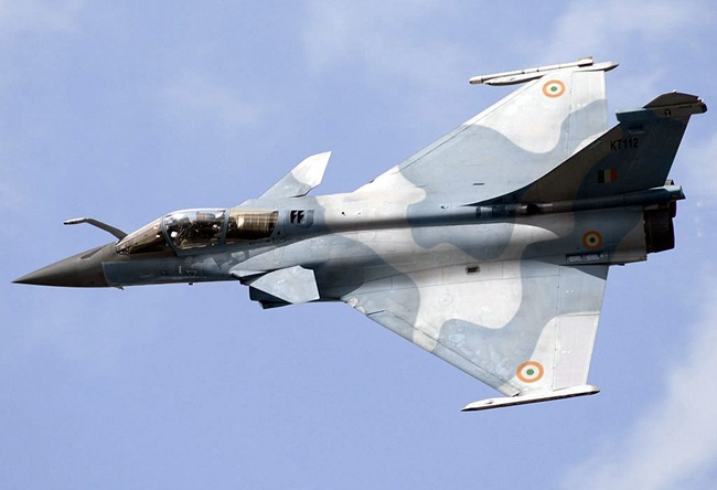 French Dassault Fighter Aircraft visualised in Indian Air Force [IAF] paint scheme