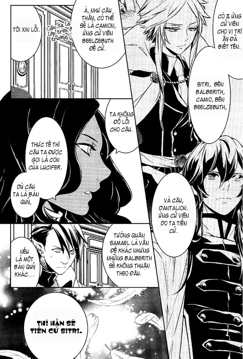 Makai Ouji: Devils and Realist Chap 028