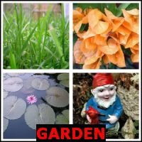 GARDEN- Whats The Word Answers
