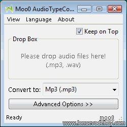 AudioTypeConverter