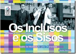 Os Inclusos e o Ciso - Teatro de Mobilização pela Diversidade - capa do livro