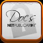 Netpublicator Docs icon