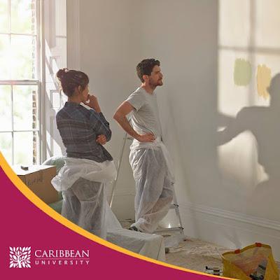 Un saludo a los que ya están pintando las casas para recibir