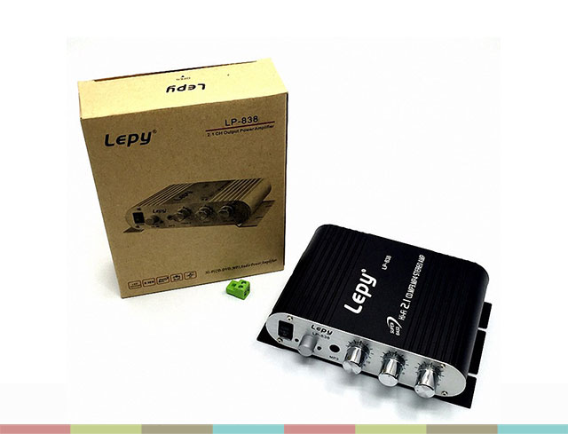 LEPY LP-838