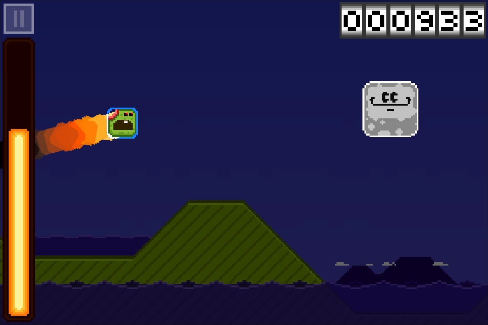 Zombie Volcano- screenshot
