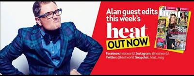 It's on sale now My very own heat magazine xx