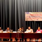 Les membres du bureau de la Ceni, lors du forum des partis politique le 8/9/2011 à Kinshasa. Radio Okapi/ Ph. John Bompengo