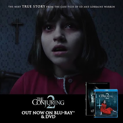 The Conjuring 2 Out Now on BluRay DVD Get your copy of