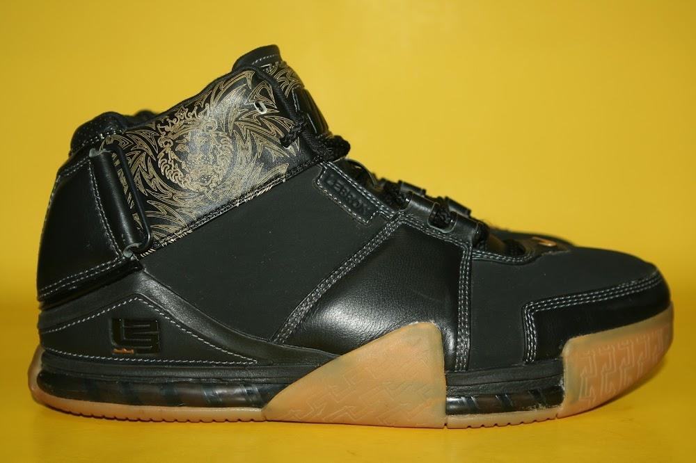 new concept 5c5eb afabd ... TBT Nike Zoom LeBron II Maple Gum PEs 8211 Suede Alternate ...