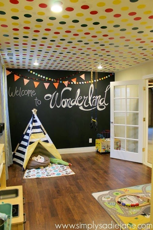 Simply Sadie Jane Playroom