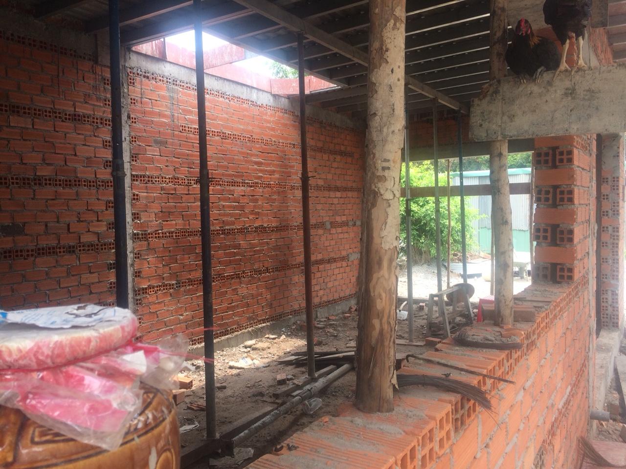 Nhà phố khu dân cư Bệnh Viện Đa Khoa Long An 012