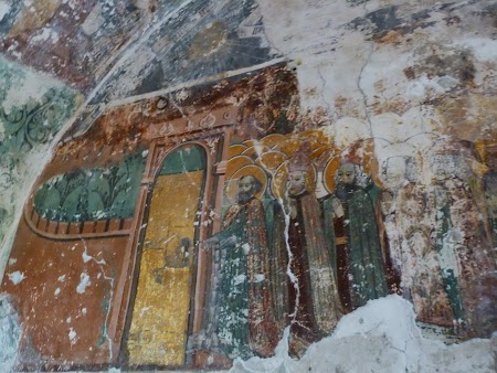 Fortificatii sasesti in Transilvania: Poarta Raiului