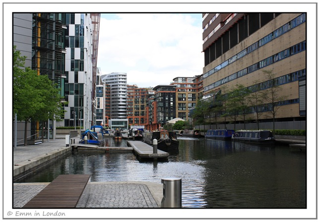 Paddington Basin-Little Venice
