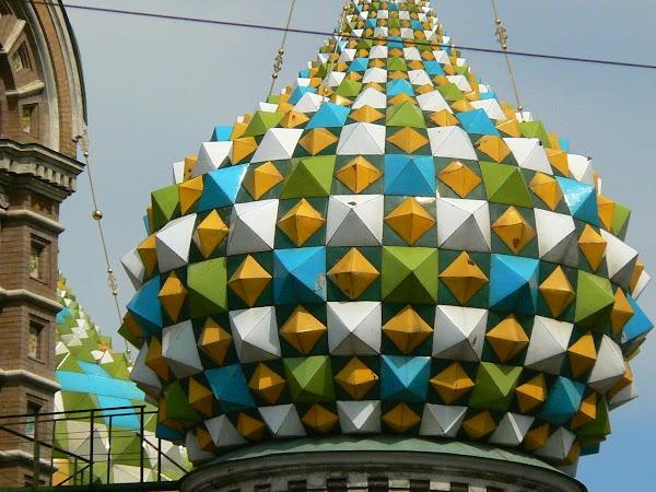 Obiective turistice Rusia: Spas na Krovi 4, Sankt Petersburg
