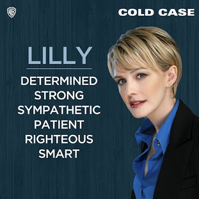 Detective Lilly Rush is perfect for the job