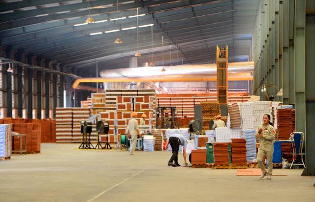 Nhà xưởng sản xuất