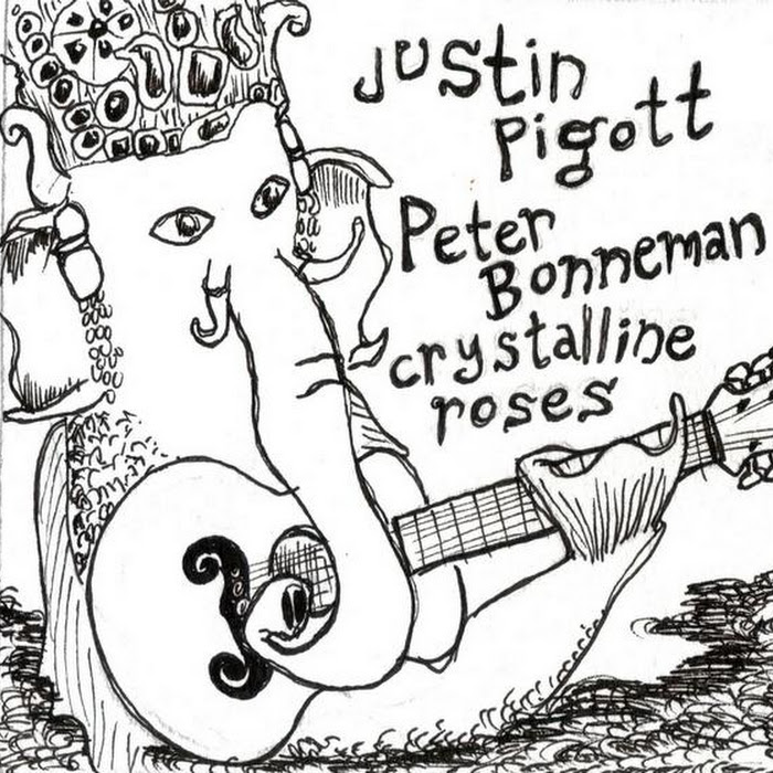 Justin Pigott, Peter Bonneman, Crystalline Roses - Split