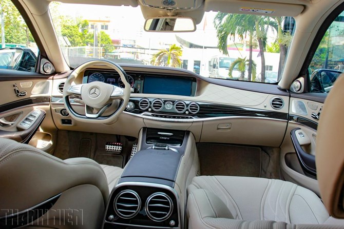 Xe Mercedes Benz S65 AMG New Model 013