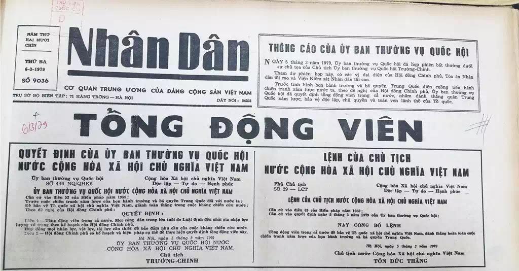 40 năm Chiến tranh Biên giới Việt–Trung: những điều chưa nói hết