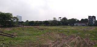 Khu đất Đầm Mo, phường Trần Phú, quận Hoàng Mai được giao cho Công ty Cổ phần Đầu tư và Xây dựng Hà Nội khiến người dân khiếu nại kéo dài.