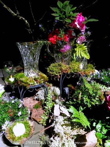 Southern Spring Show Floral Table