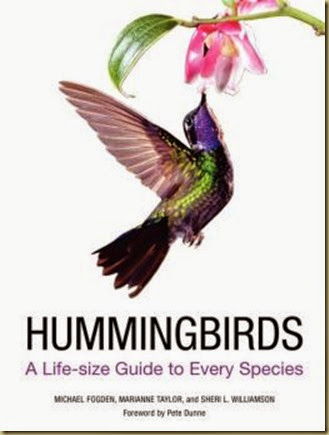 Hummingbirds book cover