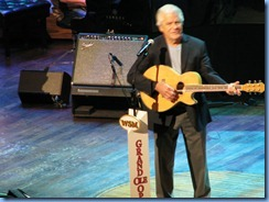 9852 Nashville, Tennessee - Grand Ole Opry radio show - Ray Pillow