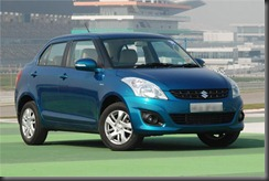 swift dzire new