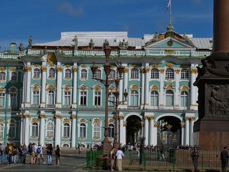 Circuit Rusia: Palatul de Iarna - St. Petersburg