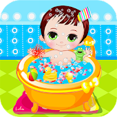 Baby Bathing Games
