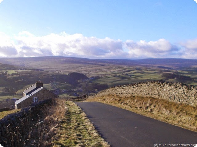 descending to weardale