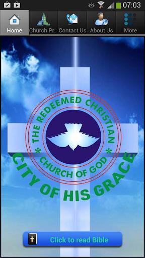 RCCG CoHG City Of His Grace
