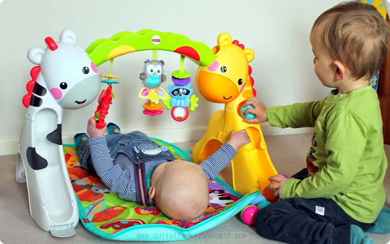 fisherprice baby play gym