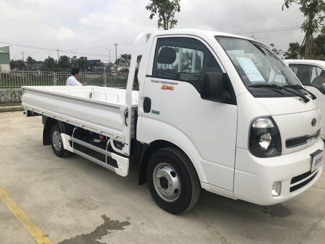 Xe tải Thaco Kia 250 thùng lửng