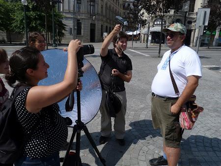 Interviu pentru ziarul Publico Porto