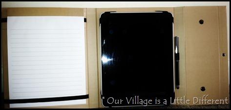 Plus Motif Tablet Cover - large